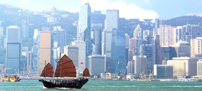 Hong Kong Trip | THE ROYAL GREEN JACKETS BAND & BUGLES